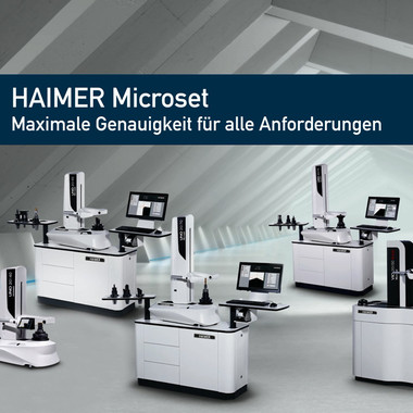 HAIMER Microset Video